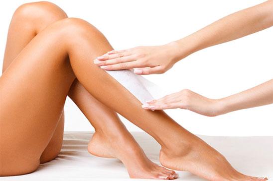 Épilation Jambes complètes, bikini et aisselles